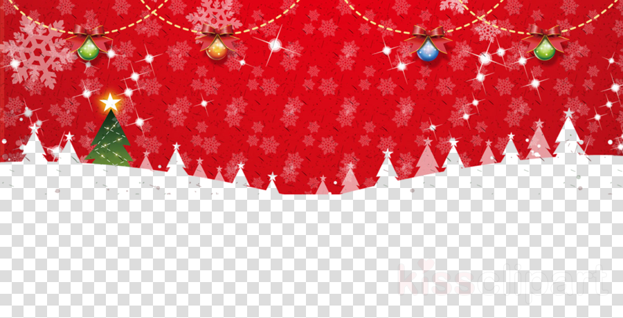 Merry Christmas Happy New Year Christmas background clipart.