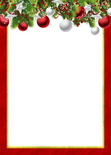 Free christmas borders you can download and print christmas clip art.