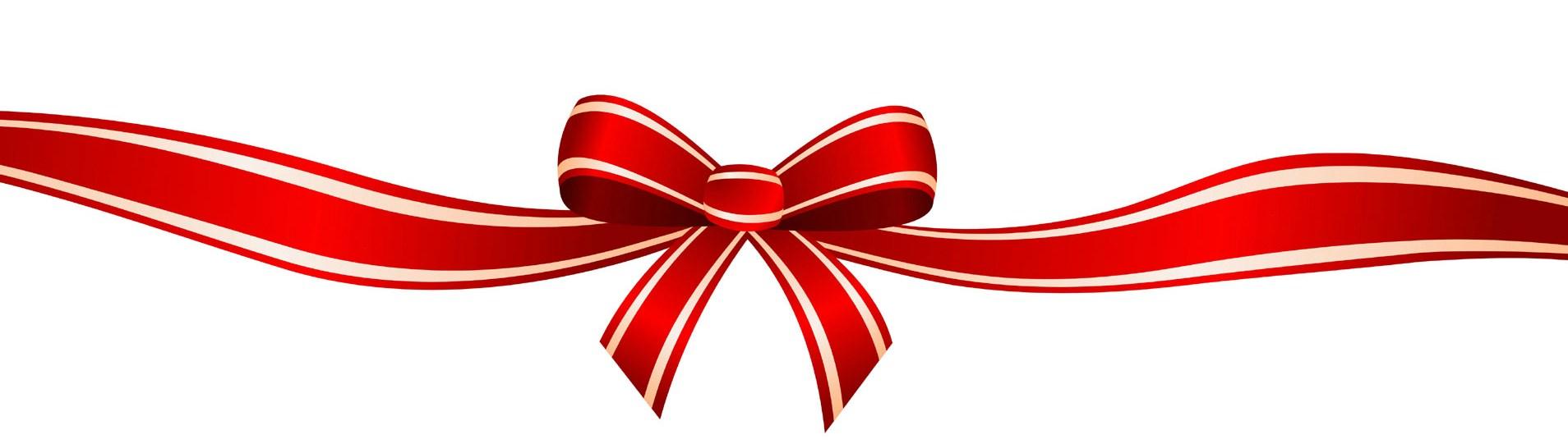 Christmas Bow Clipart.