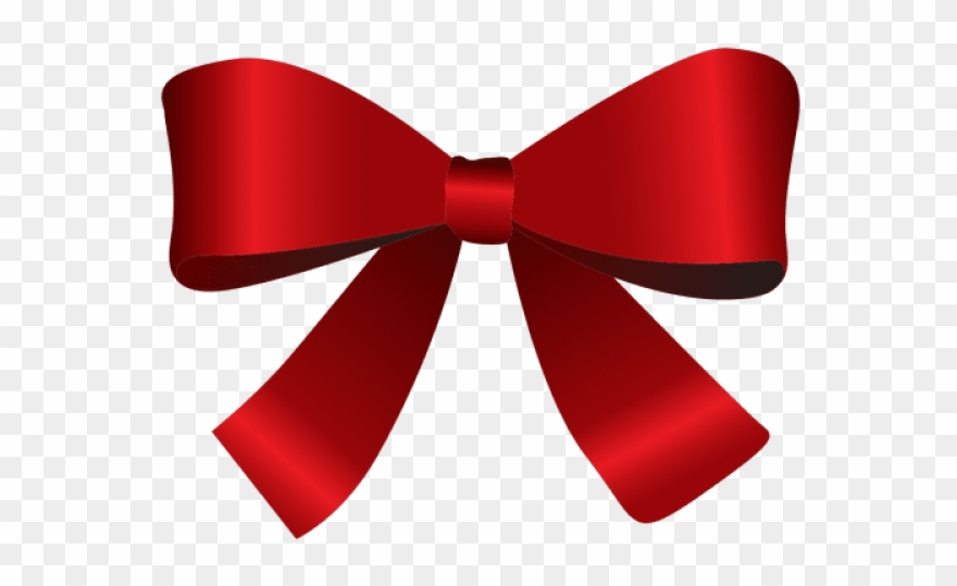 Christmas Ribbon Clipart Bow Tie.