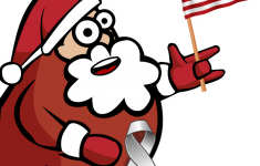 Christmas Clip Art Labels.