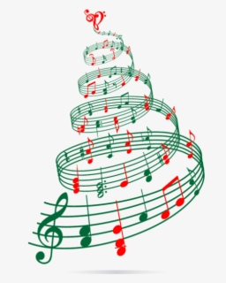 Free Christmas Music Clip Art with No Background.