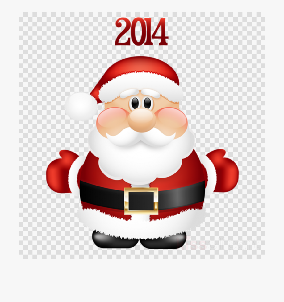 Transparent Background Santa Claus Clipart , Transparent.