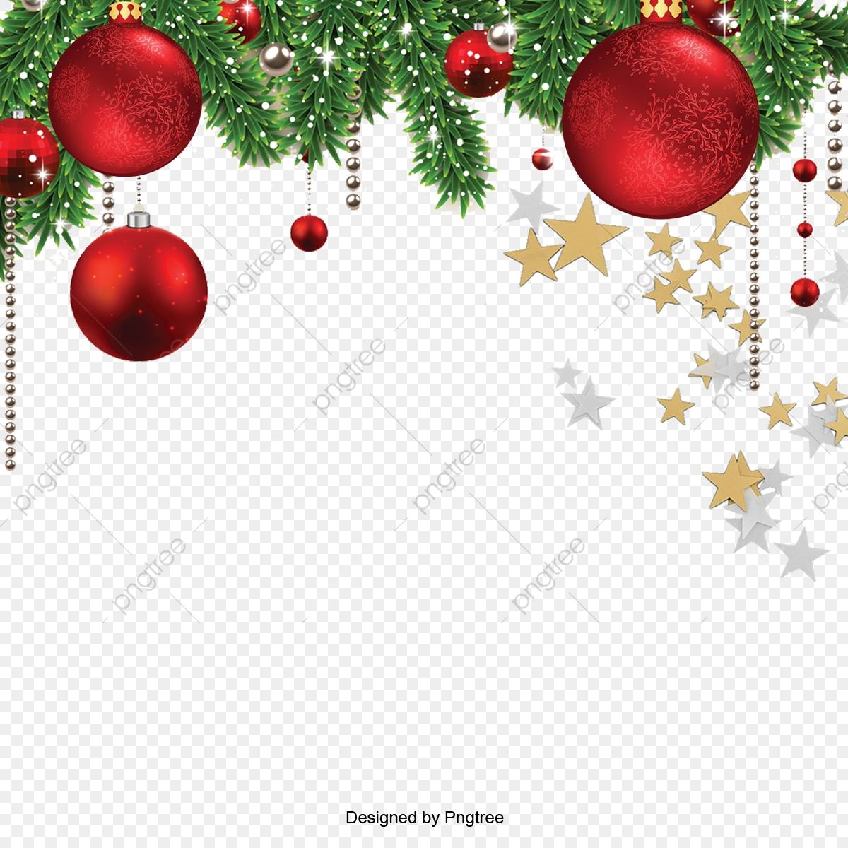 Christmas Decorations, Xmas, Ornamental Ball, Holiday Atmosphere PNG.
