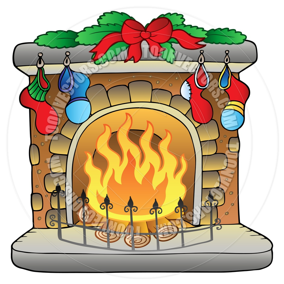 Free Holiday Fireplace Cliparts, Download Free Clip Art.