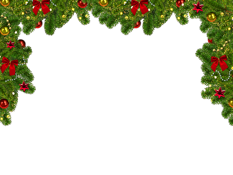 Christmas Frame Png (Decor.