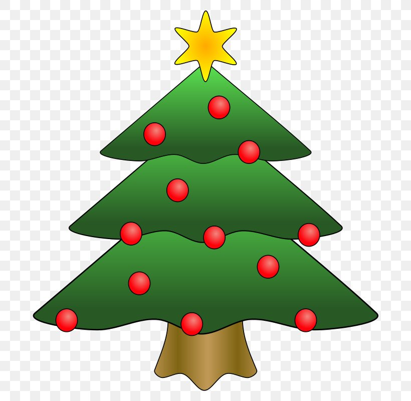 Christmas Tree Free Content Clip Art, PNG, 706x800px.