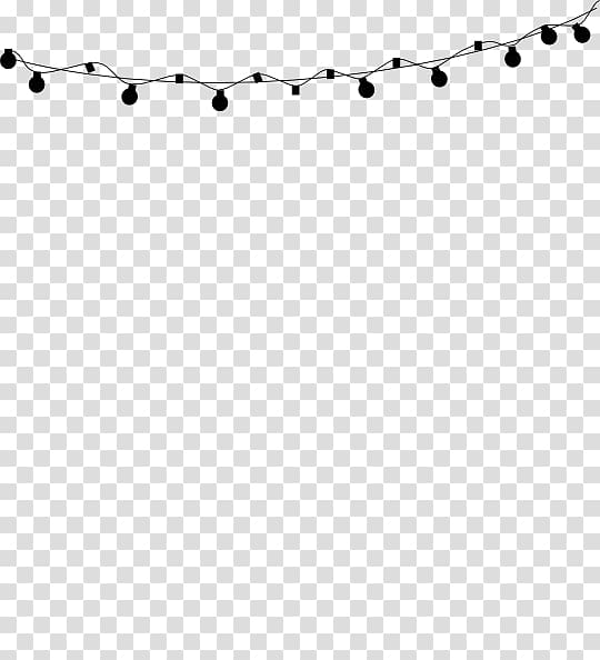 Christmas lights , light transparent background PNG clipart.