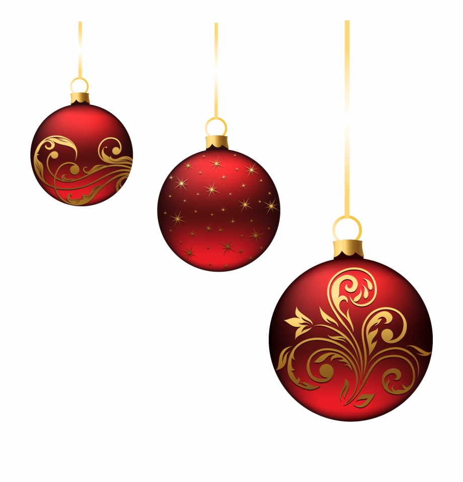 Christmas Ornament Png Images Transparent Gallery.