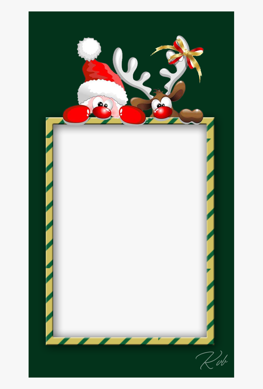 Christmas Frame Png Images Merry Clipart Free.