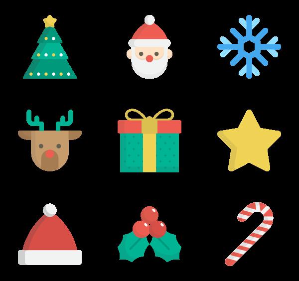 474 christmas icon packs.