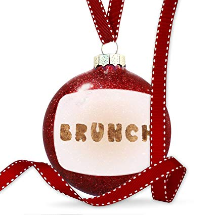 Amazon.com: NEONBLOND Christmas Decoration Brunch French.
