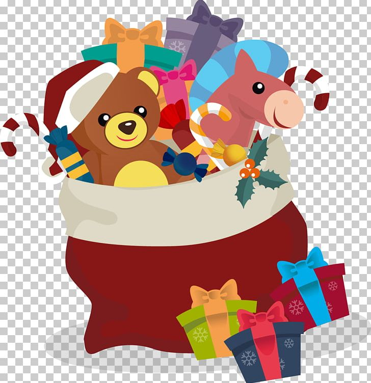 Santa Claus Christmas Toy Gift PNG, Clipart, Art, Baby Toy.