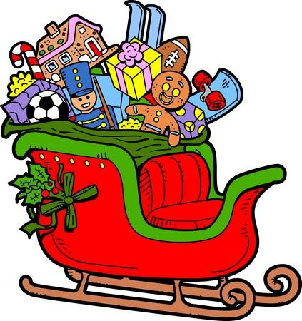 Christmas toys clipart 4 » Clipart Station.