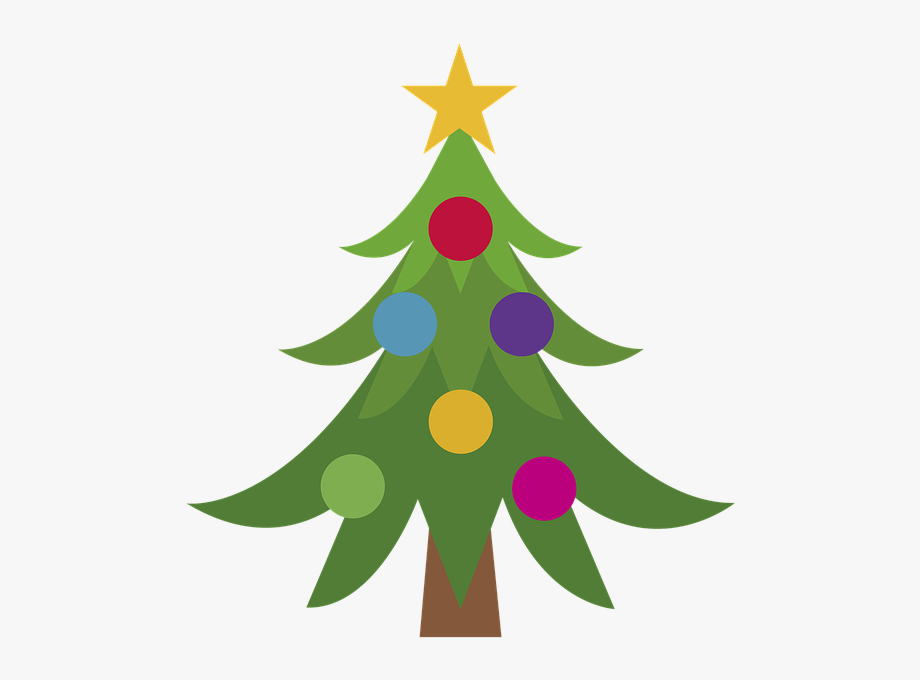Clipart Transparent Background Christmas Tree Clipart Christmas.