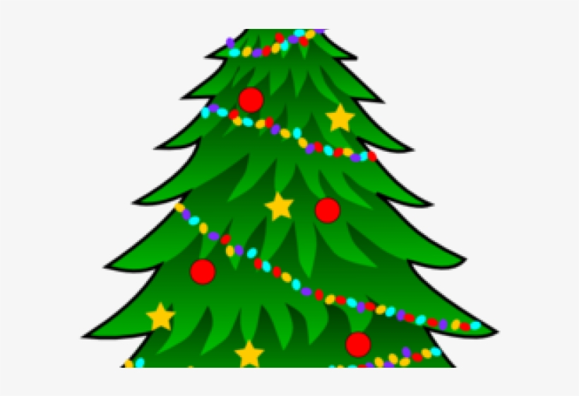 Bulb Clipart Christmas Tree Light.
