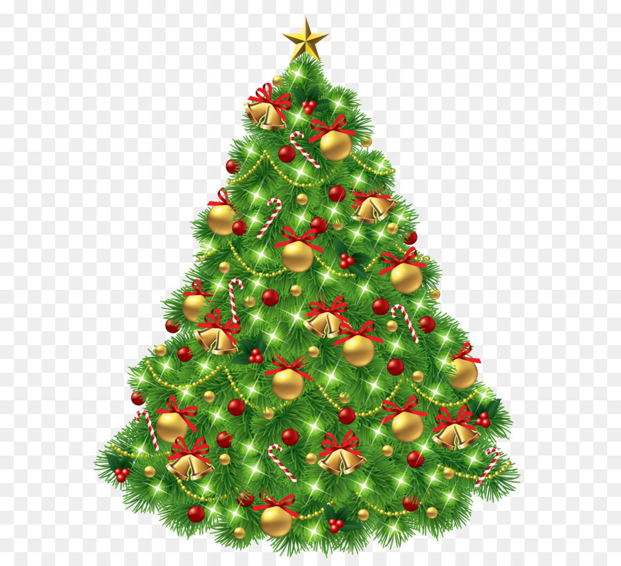 Free Transparent Christmas Tree, Download Free Clip Art.