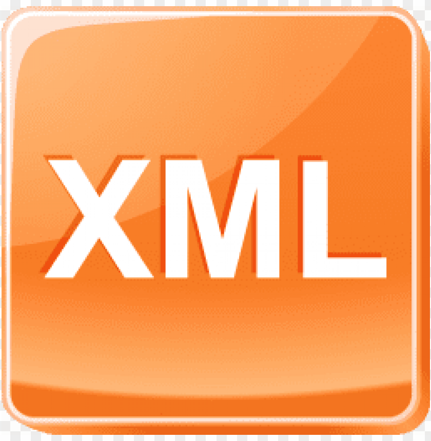 xml logo PNG image with transparent background.