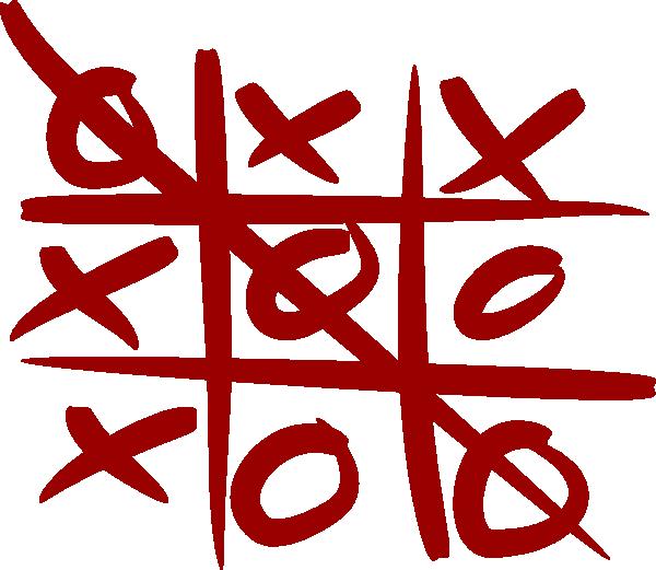 Xo Game Clipart.