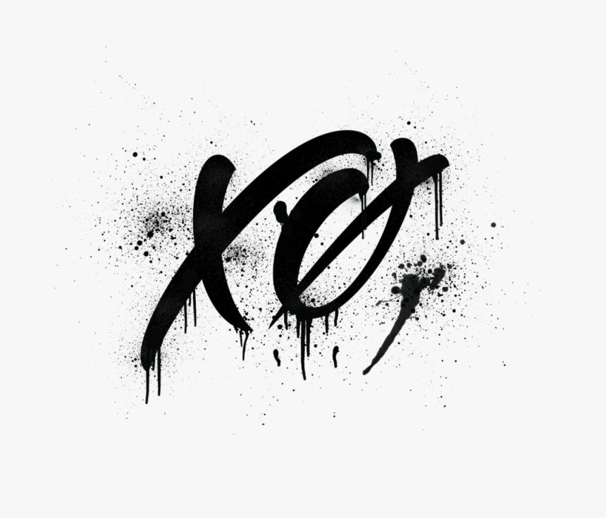 The Weeknd Xo Logo.