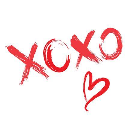 1,283 Xoxo Stock Vector Illustration And Royalty Free Xoxo Clipart.