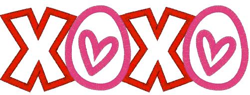 Xoxo Clipart.