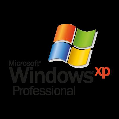 Microsoft Windows XP Professional logo vector (.EPS, 535.41.
