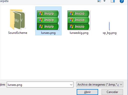 Cómo darle el aspecto de Windows XP a Windows 10 con Classic.