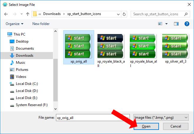 Cách mang giao diện Windows XP lên Windows 10.