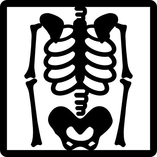Xray clipart black and white 10 » Clipart Station.