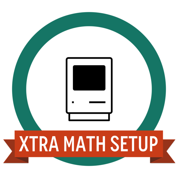 Xtra Math Setup • Credly.