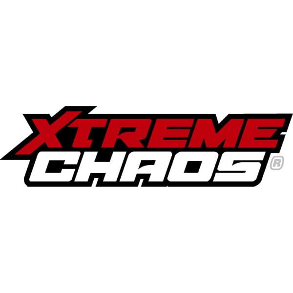 Xtreme Chaos Logo Design.