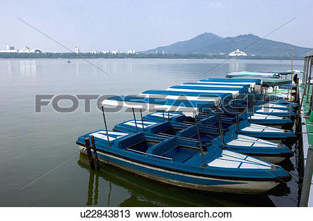 Stock Photo of Asia, China, Jiangsu Province, Nan Jing, Xuanwu.