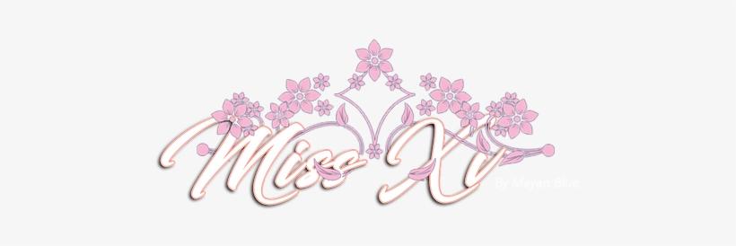 Quince Años Logo Png.