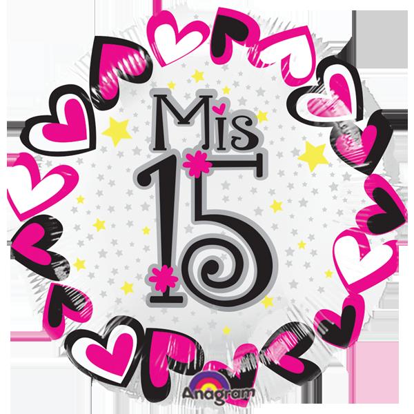 Xv Años Logo Png 1 » PNG Image #235619.