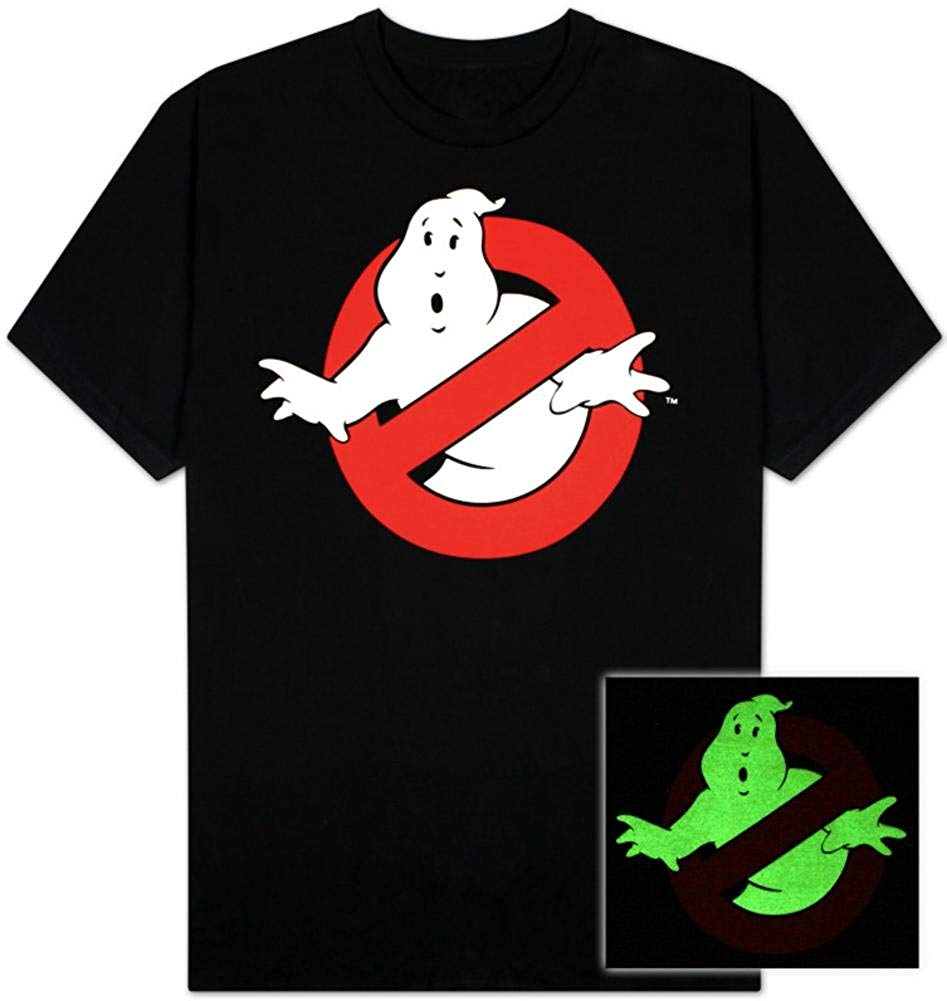 Ghostbusters Ghost Logo T.