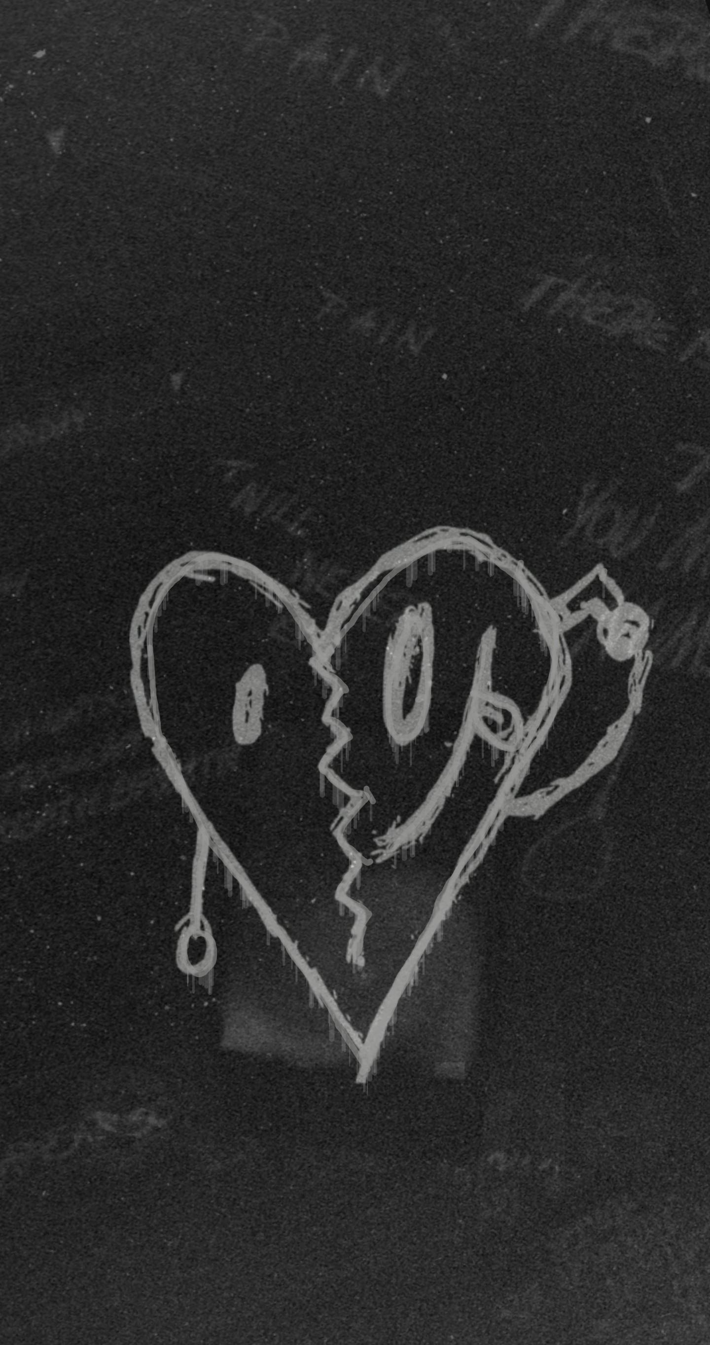 XXXTentacion Heart Wallpapers.