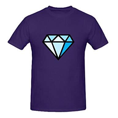 Candice Odelia Dimond Clipart Sport T Shirt for Men Crew.