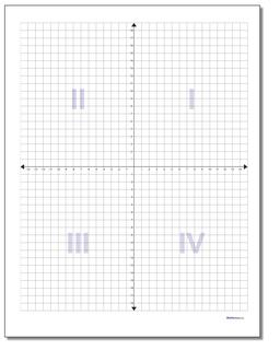 84 Blank Coordinate Plane PDFs [Updated!].