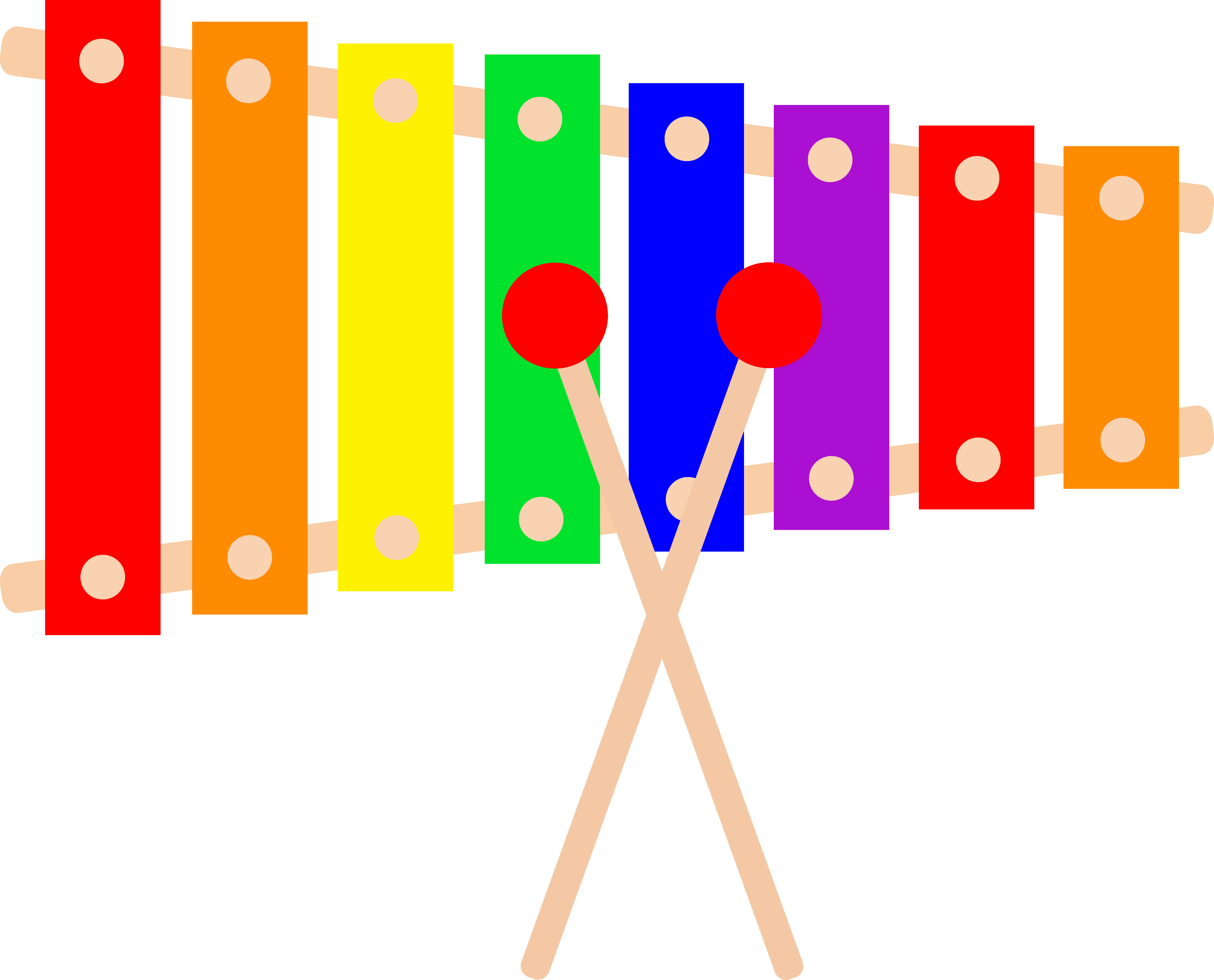Clipart Of Xylophone.