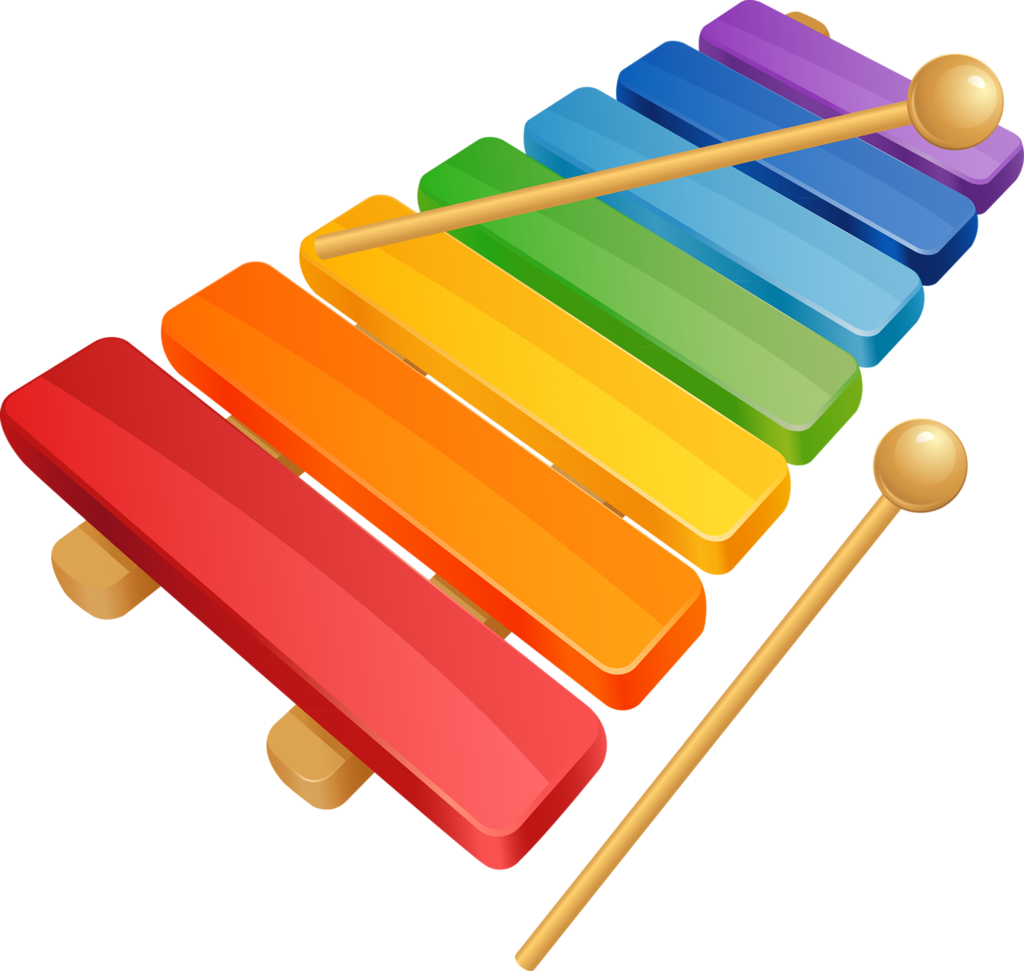 Xylophone Clipart Png.