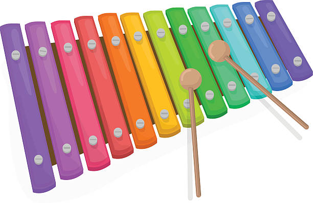 Clipart Of A Xylophone.