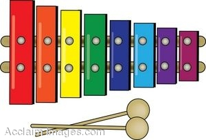 Clipart xylophone 2 » Clipart Station.