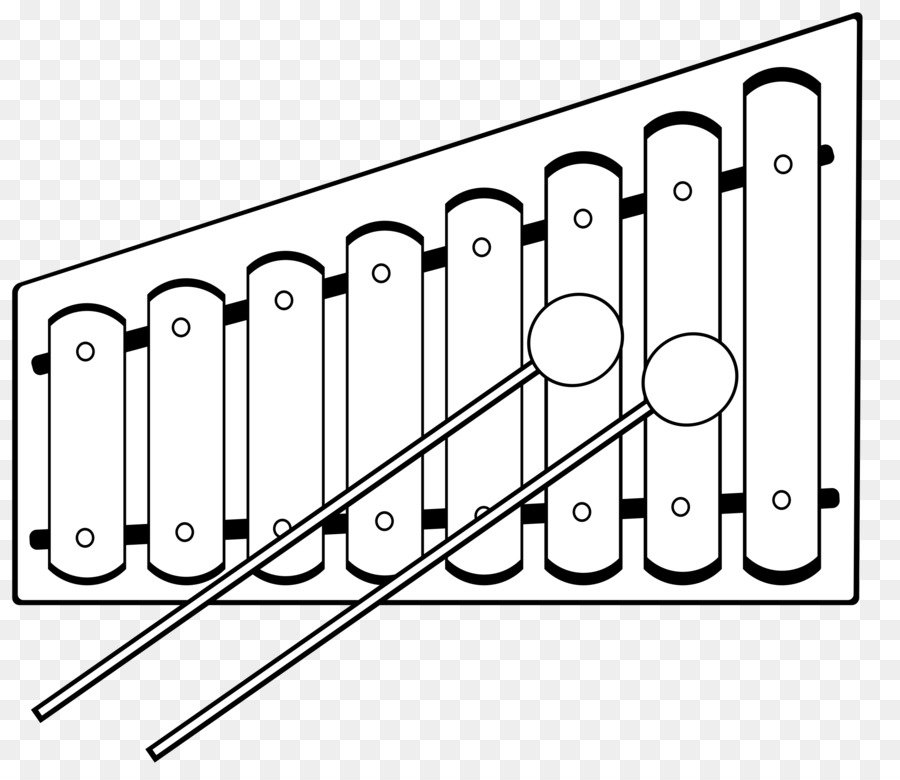 Xylophone clipart black and white 5 » Clipart Station.