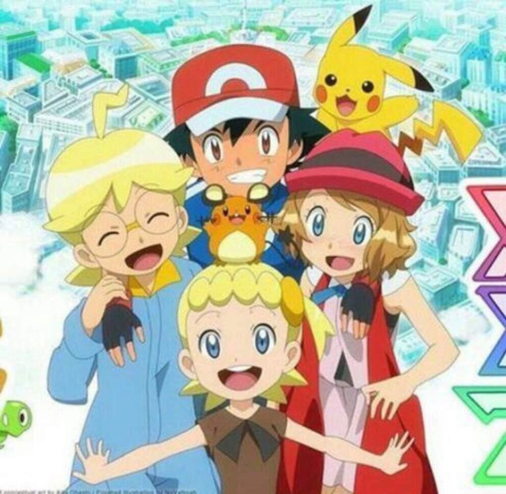 5 reasons Why XYZ is The Best Season in The Pokemon Anime.