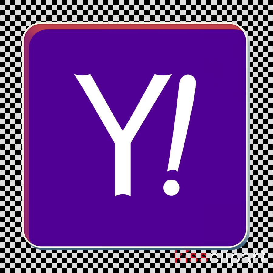 y! icon yahoo icon clipart.
