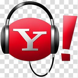 Yahoo icons, Y! Jukebox, Yahoo logo transparent background.