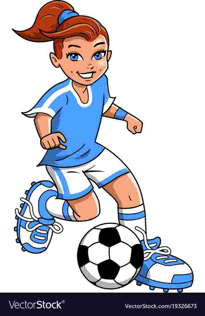Cliparts Library: Kermasport Football Clipart.
