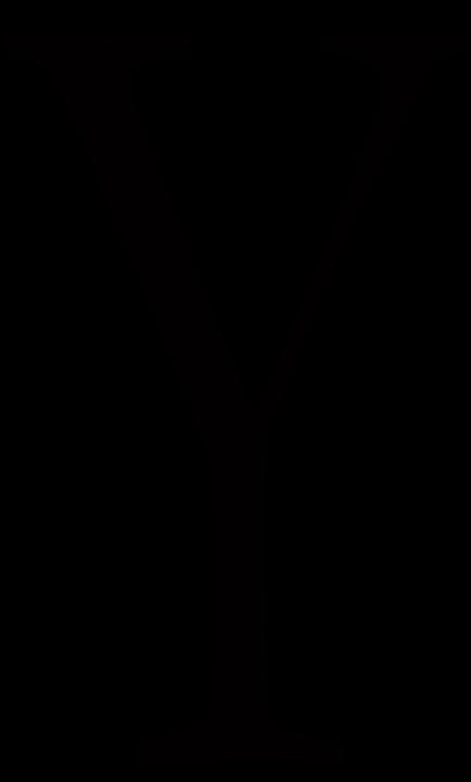 Letter Y Alphabet.