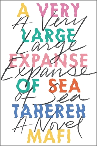 A Very Large Expanse of Sea by Tahereh Mafi.